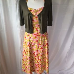 ASO Gilmore Girls Marc Jacobs cherry halter dress